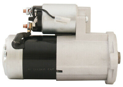 Starter Motor 12V 1.4KW 9TH CW to Suits: Holden Commodore VL inc Turbo RB30E