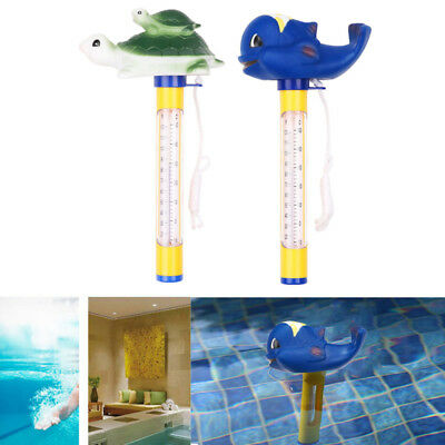 Float Thermometer Animal Swimming Baby Pool Spa Water Temperature Pond Hot Tub