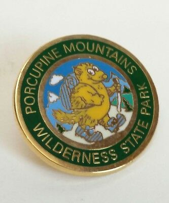 Hat Pin Porcupine Mountains