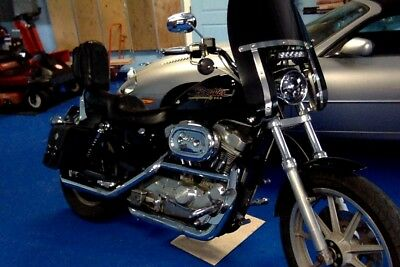 2000 Harley-Davidson Sportster  harley-davidson sportster 883 motorcycle 2000
