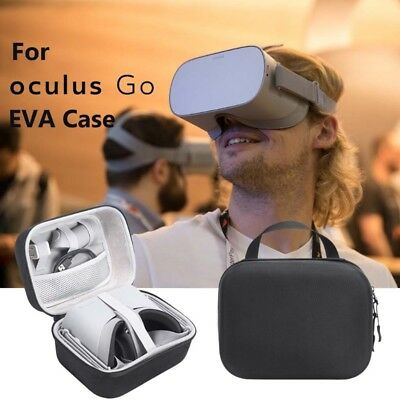 Shockproof Hard Protective EVA Case Handbag Box for Oculus Go VR Glasses New