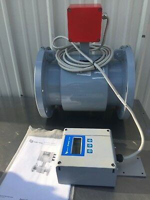 Badger Meter DN 200/8 M2000 Flanged Electromagnetic Flow Meter