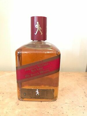 Johnnie Walker 500ml Cube Very rare and Old
