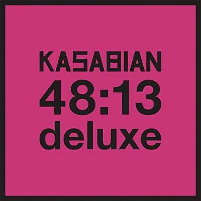 Kasabian-48:13 (Deluxe)  CD NEW
