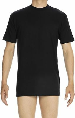 HOM Men's Harro T-Shirt Comfortable Designer Top Under-shirt Soft Pure Cotton