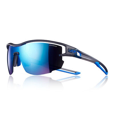 Julbo Unisex Areo Spectron 3 CF Sunglasses Blue Grey Sports Running Lightweight