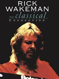 Rick Wakeman- The Classical Connection-Dvd-Brand New Sealed
