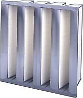 """Made in USA 12"""" Wide x 12"""" Deep Pleated Filter Microglass, 98 Sq. Ft., 0.95% ..."""