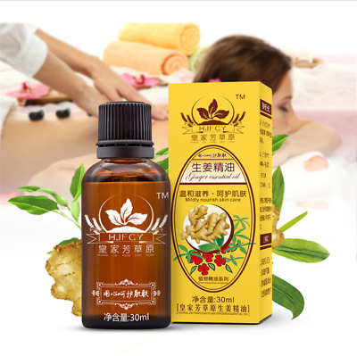 2018 New Arrival Plant Therapy Lymphatic Drainage Ginger Oil [ 100% Natural ] ML
