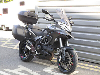 Ducati Multistrada 1200 GT, 1 Previous Owner, 11026 Miles, Very Good Condition