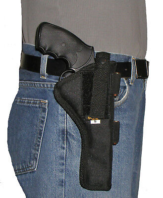 USA HOLSTER SMITH & Wesson Model 586 S&W 6 in barrel Revolver  357