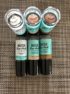 Maybelline Master Blur Stick Pore Minimizing Primer, You Choose