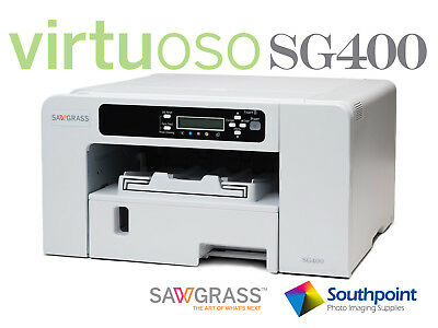 Sawgrass Virtuoso SG400 HD Sublimation Printer with Free TexPrint Transfer Paper