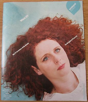 Maggie O'Farrell - Guardian Weekend Magazine – 12 August 2017
