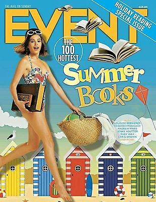 The 100 Hottest Summer Books – Event magazine – 5 July 2015