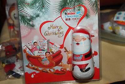 Original Weihnachtsstempel Kinder Choclate China