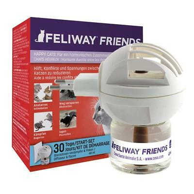 (€48,73/100ml) FELIWAY® FRIENDS Start-Set (Verdampfer und 30-Tage-Flakon, 48ml)
