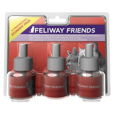 (€27,77/100 ml) FELIWAY ® FRIENDS 3x30 Tage Vorteilspack