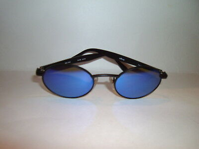 b0b4dbb3b65 Authentic Vintage Revo Blue Mirror Polarized H20 Oval Sunglasses   962 050