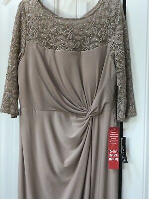 NWT Mother Of Bride Dress Or Evening Gown, Size 12P
