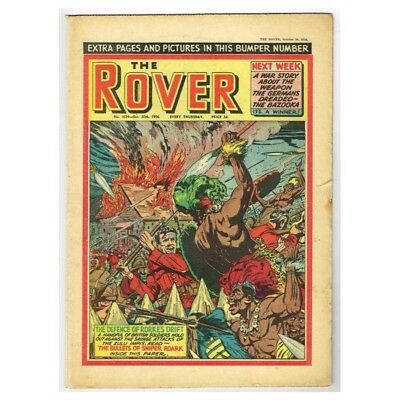 The Rover Comic October 20 1956 MBox1296  No.1634 The defence of Rorke's Drift