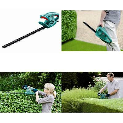 Bosch Electric Hedge Cutter 600 Mm Blade Length 16 Mm Tooth Opening 450 W
