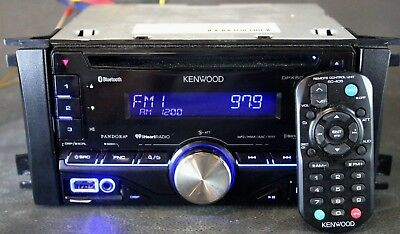 Terrific Kenwood Dpx501Bt Usb Mp3 Cd Receiver In Dash Receiver 56 00 Wiring Cloud Hisonuggs Outletorg