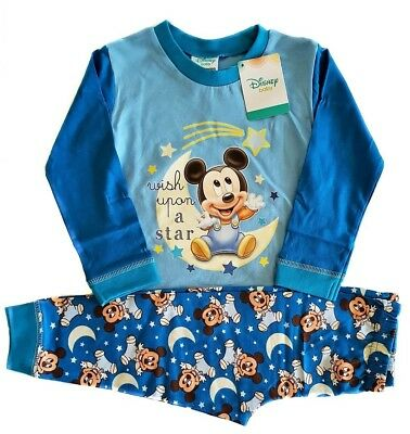 "Disney Baby Mickey Mouse ""Wish upon a Star"" Pyjama Set"