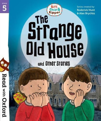 Hunt, Roderick-Read With Oxford: Stage 5: Biff, Chip And Kipper: The St BOOK NEW