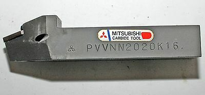 Turning Plate Turning Tool Clamp Holder Mitsubishi PVVNN2020K 16, New