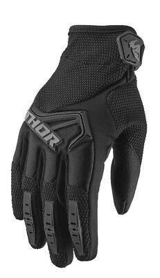 Thor MX Motocross Men's Spectrum Gloves (Black) Choose Size
