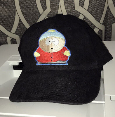 VINTAGE South Park Eric Cartman crushed velvet  BASEBALL CAP HAT