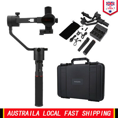 MOZA AirCross 3-Axis Handheld Gimbal Stabilizer for Sony Panasonic Canon Nikon