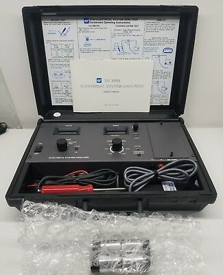 TIF 2700 ELECTRICAL SYSTEM ANALYZER New never used