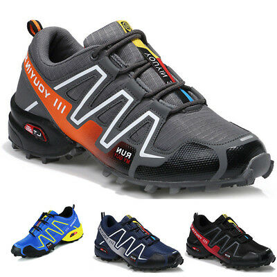 Men's Snow Hiking Shoes Trainers Sneake Athletic Running Sports Sneakers Outdoor