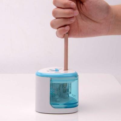 Automatic Electric Touch Switch Pencil Sharpener Office Home School Desktop
