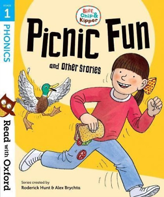 Hunt, Roderick-Read With Oxford: Stage 1: Biff, Chip And Kipper: Picnic BOOK NEW