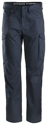 Snickers 6800 Service Trousers NAVY BLUE (SIZE 052)