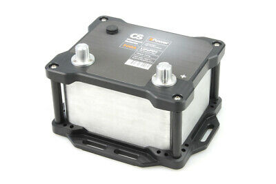 Lithium LiFePo4 X-Power Racing Batterie 12V / 36Ah -750A-  ~2,6kg