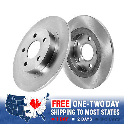Dodge Neon Front Drill Slot Brake Rotors+Ceramic Pads Fits Plymouth Chrysler