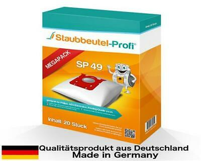 8   Org Staubbeutel Philips S-Bag  für Philips PowerLife FC8456//01