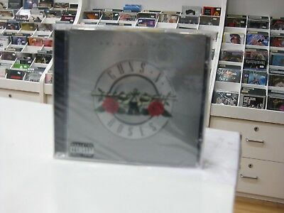 Guns N' Roses Cd Europe Greatest Hits 2004