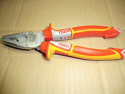 Nws Vde 1000V Combination Pliers 180Mm New