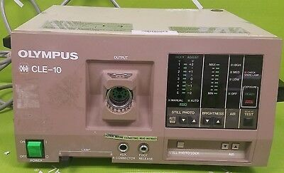 Olympus OES CLE10 Halogen Light Source Medical Endoscopy