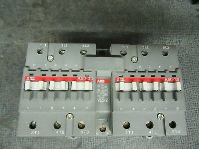 ZA75-86 New Direct Replacement ABB 440v Contactor coil  A-LINE A50 A63 A75