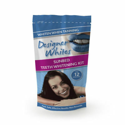 Designer Whites Teeth whitening kit, Up to 12 Applications Free P&P