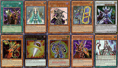 YUGIOH ENDYMION SPELL Counter Deck - Spellcaster, Defender, the Magical  Knight