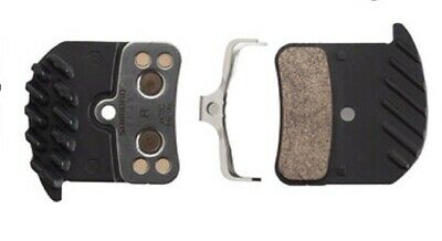 Shimano H03C Brake Pads Metal With Spring and Clip BR-M8020 BR-M820 BR-M640