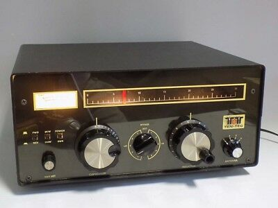 "Excellent Looks Unused Ten Tec 229A 2 Kw+ ""l""-Network Antenna Tuner With Balun"