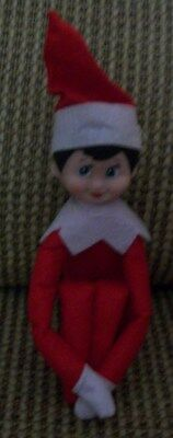Retro Style Red Girl Elf---Free Shipping!!!